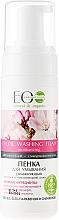 Düfte, Parfümerie und Kosmetik Gesichtsreinigungsschaum mit Hyaluronsäure für trockene und empfindliche Haut - ECO Laboratorie Facial Washing Foam