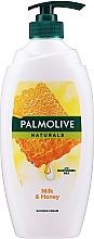 Düfte, Parfümerie und Kosmetik Duschcreme Milch und Honig - Palmolive Naturals Milk Honey Shower Gel (mit Spender)