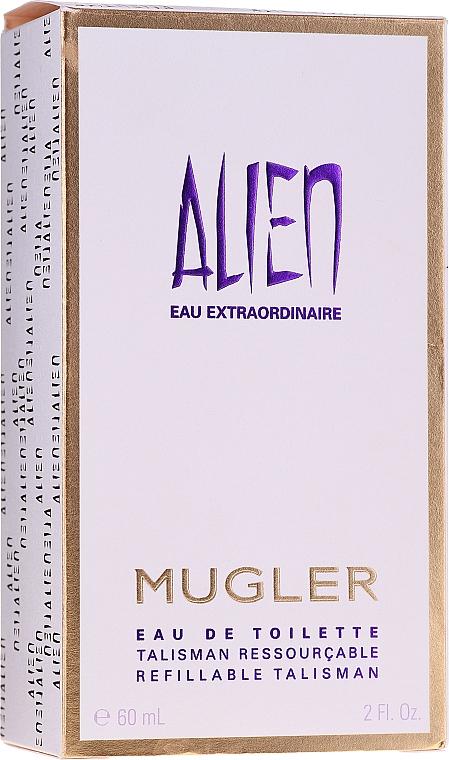 Mugler Alien Eau Extraordinaire The Refillable Stones - Eau de Toilette (3 x Nachfüllung)