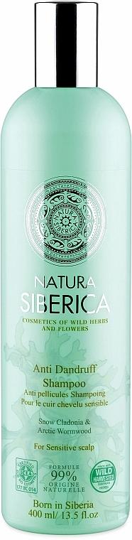 """Shampoo """"Anti-Schuppen"""" für empfindliche Kopfhaut - Natura Siberica"""