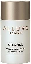 Düfte, Parfümerie und Kosmetik Chanel Allure Homme - Parfümierter Deostick für Männer