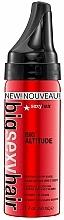 Fön-Schaum für mehr Volumen - Big Sexy Hair Big Altitude Bodifying Blow Dry Mousse — Bild N1