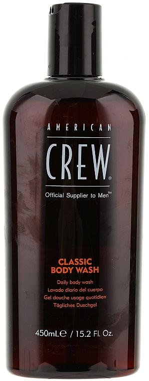 Duschgel mit Ginseng-Wurzel - American Crew Classic Body Wash