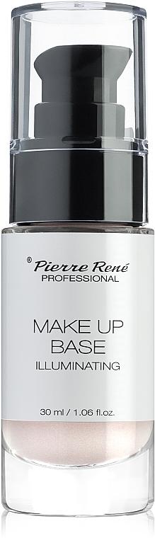 Make-up Base für strahlende Haut - Pierre Rene Make Up Base Illuminating