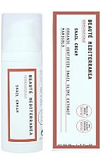 Düfte, Parfümerie und Kosmetik Körpercreme mit Schneckenschleimextrakt - Beaute Mediterranea Snail Cream