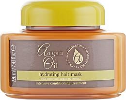 Düfte, Parfümerie und Kosmetik Haarmaske - Xpel Marketing Ltd Argan Oil Heat Hair Mask