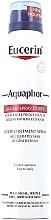 Düfte, Parfümerie und Kosmetik Pflegender und regenerierender Körperbalsam in Sprayform für extrem trockene, rissige oder irritierte Haut - Eucerin Aquaphor Baume-Spray Corps