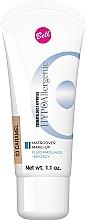 Düfte, Parfümerie und Kosmetik Mattierendes, deckendes und hypoallergenes Gesichtsfluid - Bell HypoAllergenic Mat&Cover Make-Up
