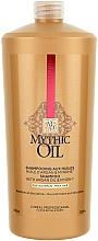 Shampoo für dickes Haar mit Arganöl und Myrrhe - L'Oreal Professionnel Mythic Oil Shampoo Thick Hair — Bild N2