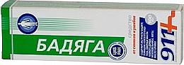 Düfte, Parfümerie und Kosmetik Körpergel gegen Prellungen mit Badiaga - 911