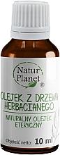 Düfte, Parfümerie und Kosmetik Natürliches ätherisches Teebaumöl - Natur Planet Tea Tree Oil