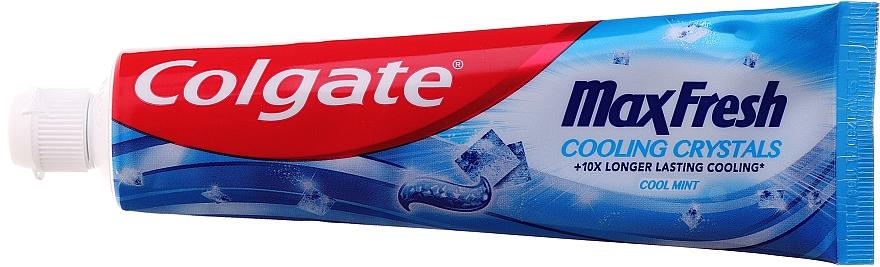 Zahnpasta Max Fresh - Colgate Max Fresh Cooling Crystals — Bild N1