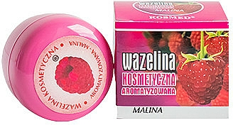 Lippenvaseline Himbeere - Kosmed Flavored Jelly Raspberry