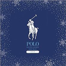 Düfte, Parfümerie und Kosmetik Ralph Lauren Polo Deep Blue Holiday Gift Set - Duftset (Parfum 125ml + Parfum 75ml)