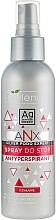 Düfte, Parfümerie und Kosmetik Fußspray Antitranspirant - Bielenda ANX Podo Detox Foot Antiperspirant Spray