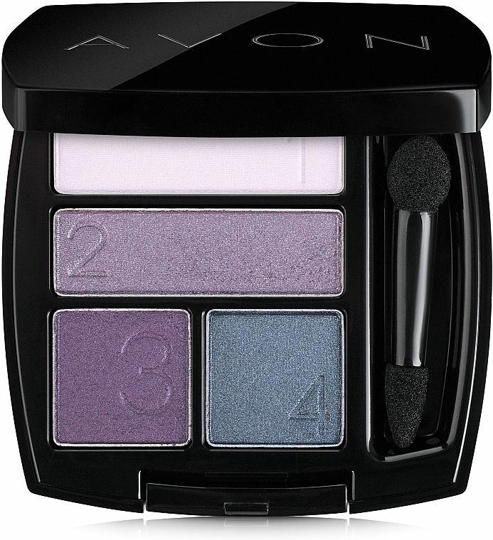 Lidschatten-Quartett - Avon True Color Eyeshadow Quad