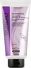 Düfte, Parfümerie und Kosmetik Glättendes Shampoo mit Avocadoöl für krauses und widerspenstiges Haar - Brelil Numero Smoothing Shampoo