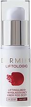 Anti-Aging Creme für die Augenpartie mit Beluga-Kaviar-Extrakt - Dermika Liftologio Eye Cream — Bild N2