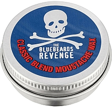Düfte, Parfümerie und Kosmetik Haarwachs - The Bluebeards Revenge Classic Blend Moustache Wax