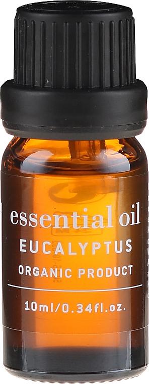 Massageöl mit Eukalyptus - Apivita Aromatherapy Organic Eucalyptus Oil