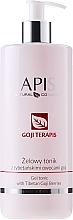 Düfte, Parfümerie und Kosmetik Gesichtsgel-Tonikum mit Goji Beeren aus Tibet - APIS Professional Goji TerApis Gel Tonic