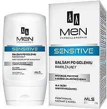Düfte, Parfümerie und Kosmetik Feuchtigkeitsspendender After Shave Balsam für empfindliche Haut - AA Men Sensitive Moisturizing After-Shave Balm