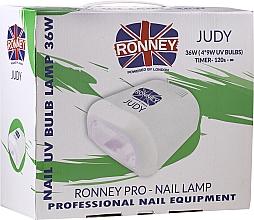 Düfte, Parfümerie und Kosmetik UV-Lampe für Nageldesign rosa - Ronney Profesional Judy UV 36W (GY-UV-230) Lamp