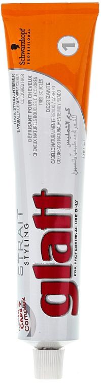 Schwarzkopf Professional Strait Styling Glatt Kit 1 - Set für dauerhafte Haarglättung