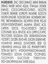 Mineralisches Sonnenschutzfluid für überempfindliche Gesichtshaut ohne chemische Filter SPF 50+ - Avene Eau Thermale Mineral Fluid SPF 50+ — Bild N4