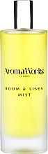 Düfte, Parfümerie und Kosmetik Raumspray mit Basilikum- und Limettenduft - AromaWorks Light Range Room Mist