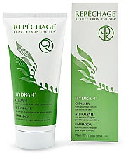 Düfte, Parfümerie und Kosmetik Cremiger Gesichtsreiniger mit Algenextrakten und Kokosnussöl - Repechage Hydra 4 Cleanser