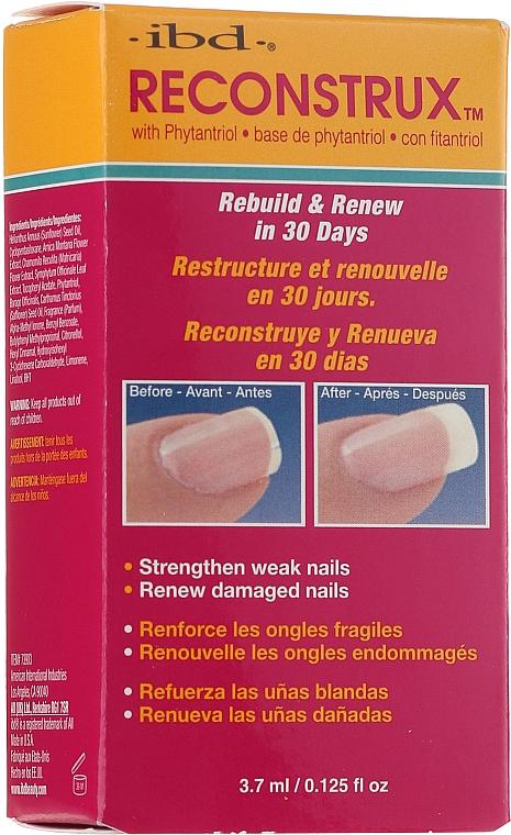 Stärkendes Nagelöl - IBD Reconstrux Nail