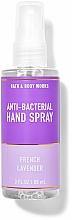 Düfte, Parfümerie und Kosmetik Antibakterielles Handreinigingsspray Lavendel - Bath And Body Works Cleansing Hand Spray French Lavender