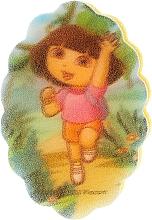 Düfte, Parfümerie und Kosmetik Kinder-Badeschwamm Dora 169-1 - Suavipiel Dora Bath Sponge