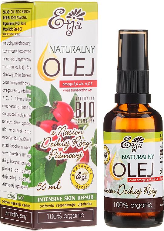 100% Natürliches Hagebuttenöl - Etja Natural Oil