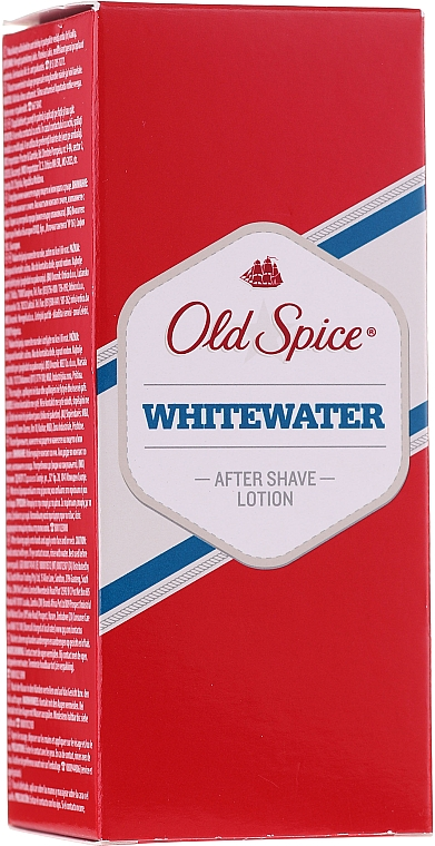 After Shave Lotion - Old Spice Whitewater After Shave — Bild N3