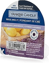 Düfte, Parfümerie und Kosmetik Duftwachs Lemon Lavender - Yankee Candle Lemon Lavender Wax Melt
