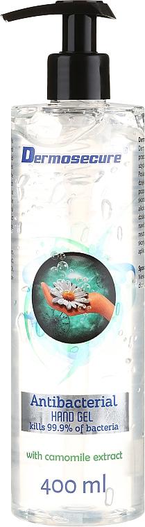 Antibakterielles Handgel mit Kamillenextrakt - Dermosecure Antibacterial Hand Gel