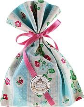 Düfte, Parfümerie und Kosmetik Gestreiftes Duftsäckchen mit Naturseife Lavendel - Essencias De Portugal Tradition Charm Air Freshener
