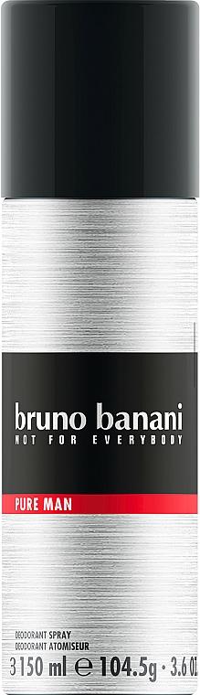 Bruno Banani Pure Man - Deospray