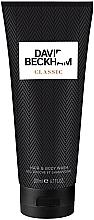 Düfte, Parfümerie und Kosmetik David Beckham Classic Hair & Body Wash - Shampoo und Duschgel 2in1
