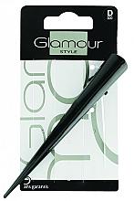 Düfte, Parfümerie und Kosmetik Haarklammer schwarz - Glamour Style