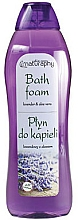 Düfte, Parfümerie und Kosmetik Badeschaum mit Lavendel und Aloe Vera - Bluxcosmetics Naturaphy Lavender & Aloe Vera Bath Foam