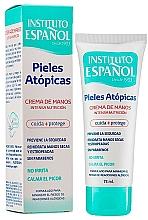 Düfte, Parfümerie und Kosmetik Schützende Handcreme für atopische Haut - Instituto Espanol Atopic Skin Hand Cream