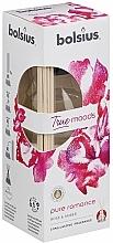 Düfte, Parfümerie und Kosmetik Raumerfrischer Rose & Bernstein - Bolsius Fragrance Diffuser True Moods Pure Romance
