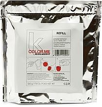 Düfte, Parfümerie und Kosmetik Aufhellendes Haarpuder - Kevin.Murphy Color Me Lightener Extra Lift Refill (Nachfüller)