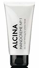 Düfte, Parfümerie und Kosmetik Pflegende Handcreme SPF 15 - Alcina
