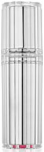 Düfte, Parfümerie und Kosmetik Nachfüllbarer Parfümzerstäuber Silber - Travalo Bijoux Silver Refillable Spray