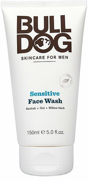 Gesichtswaschgel für Männer mit Affenbrotbaum, Hafer und Weidenkraut - Bulldog Skincare Face Wash — Bild N1