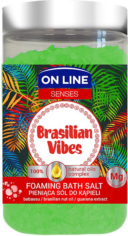 Badesalze - On Line Senses Bath Salt Brasilian Vibes